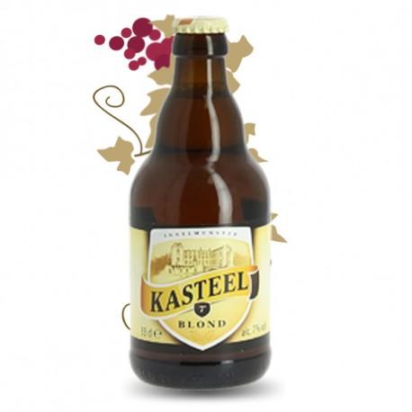 Kasteel Bière Belge Blonde 33cl