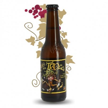 Bière Cuvée des Trolls 25cl Bière Belge Blonde
