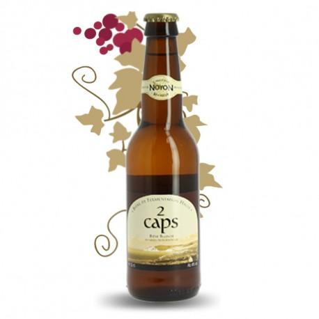 Bière des 2 caps Blonde 33 cl