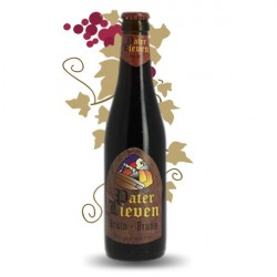 PATER LIEVEN BRUNE 33CL
