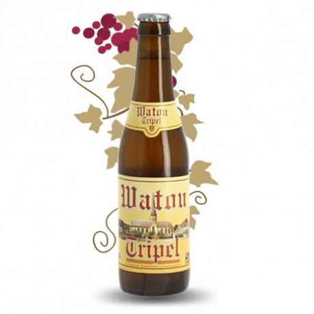 WATOU Bière Belge TRIPEL d'Abbaye 33CL
