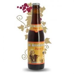 SAINT BERNARDUS PATER 6  Bière Belge Brune 33 cl