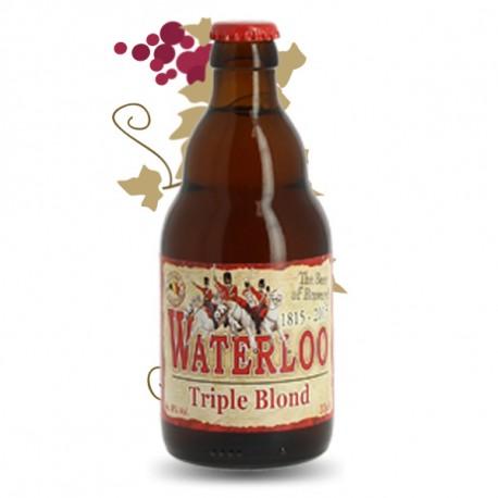 WATERLOO Bière Belge Triple 33 cl