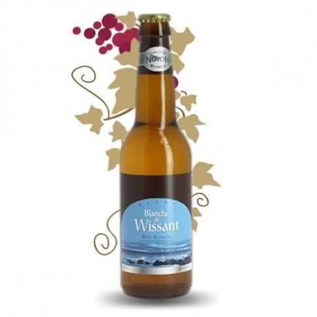 BLANCHE DE WISSANT Bière Belge Blanche  33 cl