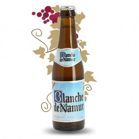 BLANCHE DE NAMUR BIERE BELGE 25cl