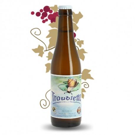 La Troublette Biere Belge Blanche 33 cl