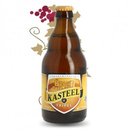KASTEEL Bière Belge Triple 33cl