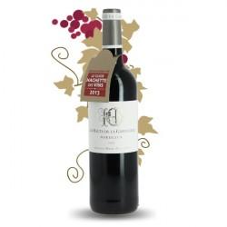 Les Hauts de la GAFFELIERE Bordeaux Rouge 75CL