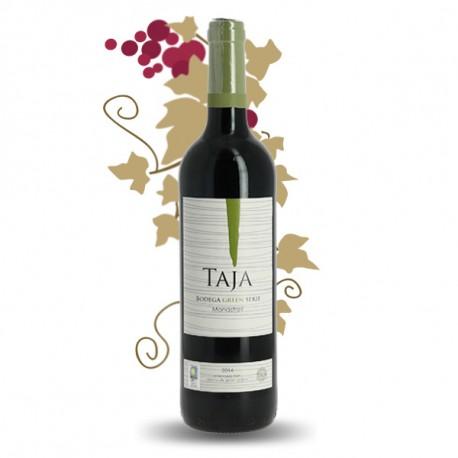 TAJA Bodega Green Serie DO Jumilia Vin Blanc BIO d'Espagne 2014