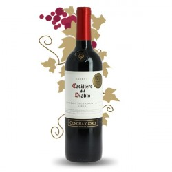 CASILLERO DEL DIABLO Concha y Toro Cabernet Sauvignon 75 cl