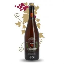HOMMELBIER Limited Edition HARVEST 2015  75cl