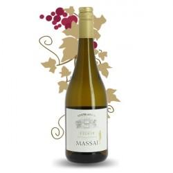 MASSAI VIOGNIER Vin Blanc d'Afrique du Sud 75 cl