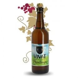Bière de Printemps Vivat 75 cl