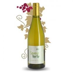 SAVEUR VERTE BY JEFF CARREL Vin Blanc IGP Côtes Catalanes 75 cl