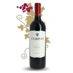 CORVO IGP Sicilia Vin Rouge d'Italie 75 cl