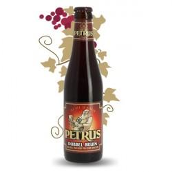PETRUS Bière Belge Brune DOUBLE 33 cl