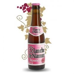 AMUR ROSEE Bière Blanche à la Framboise 25 cl