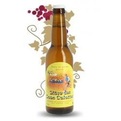 LA BIERE DES SANS CULOTTES Bière de Garde Blonde 33 cl