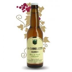 Bière CHOULETTE BLONDE 33 cl