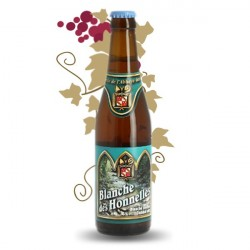 Bière Blanche Double des Honnelles 33 cl