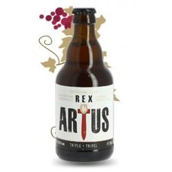 Bière belge triple Rex Artus 33cl