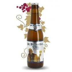 St BERNARDUS WIT  Bière Belge Blanche d'Abbaye St bernardus Wit 33 cl