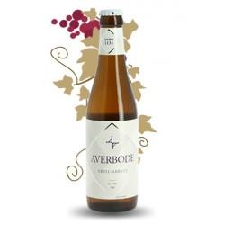 AVERBODE Bière Belge Blonde d'Abbaye 33  cl