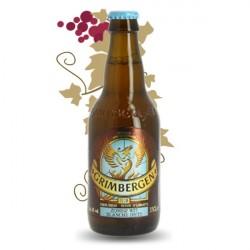 GRIMBERGEN Bière Belge BLANCHE d'ETE 33 cl