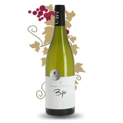 Vin blanc Uby sauvignon chardonnay Bio  BYO Domaine UBY 75CL
