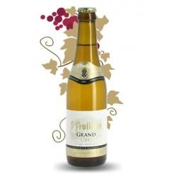 St FEUILLIEN Grand Cru Bière belge blonde  33 cl