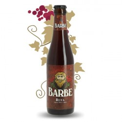 BARBE ROUGE 33CL