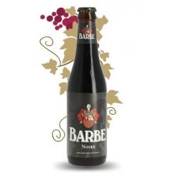 Bière belge noire Verhaeghe Barbe Noire