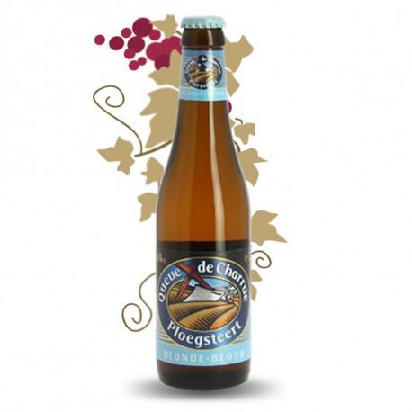 QUEUE DE CHARRUE Bière Belge Blonde 33 cl