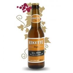 Kekette Large  Bière Blonde Artisanale 33 cl