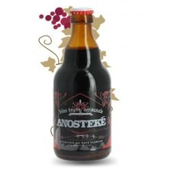 ANOSTEKE Bière Brune Artisanale Imperial Stout33 cl