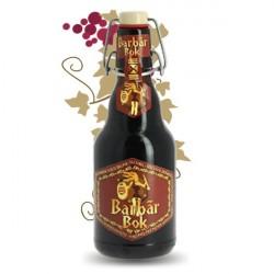 BARBAR BOK Bière Belge Brune 33 cl