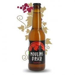 MOULIN D'ASCQ TRIPLE Bière Bio 33 cl