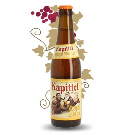 KAPITTEL Watou Bière Belge Triple 33 cl
