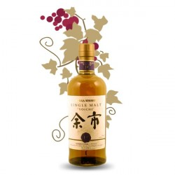 Yoichi 10 ans Single Malt 45 ° 70 c