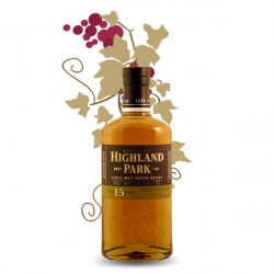 Highland Park 15 ans Orkney Whisky