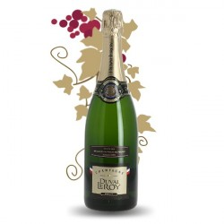 DUVAL LEROY Champagne Cuvée M.O.F 75 cl