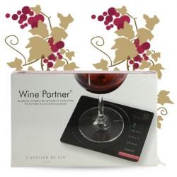 Atelier du Vin Compteur d'alcool consommé, Wine Partner