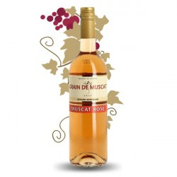 Grain de Muscat Rosé Gerard Bertrand