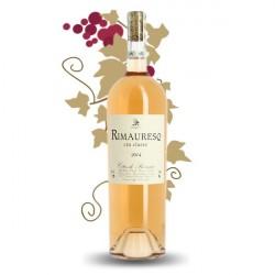 Rimauresq côte de Provence rosé cru classé