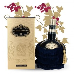 CHIVAS ROYAL SALUTE 21 ans Blended Scotch Whisky 70 cl