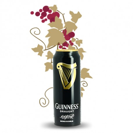 Guinness Draught Cannette 50cl