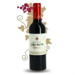 CHEVALIER D'AURON Demi Bouteille de Bordeaux Rouge Milhade