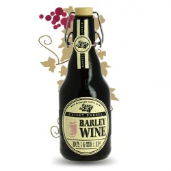 PAGE 24 BARLEY WINE BARREL Finition fût de whisky 33 cl