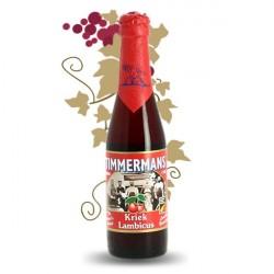 Timmermans KRIEK LAMBICUS Bière Belge Fruitée 25 cl