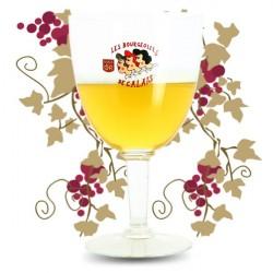 Verre à bière les Bourgeoises de Calais 3 Litres